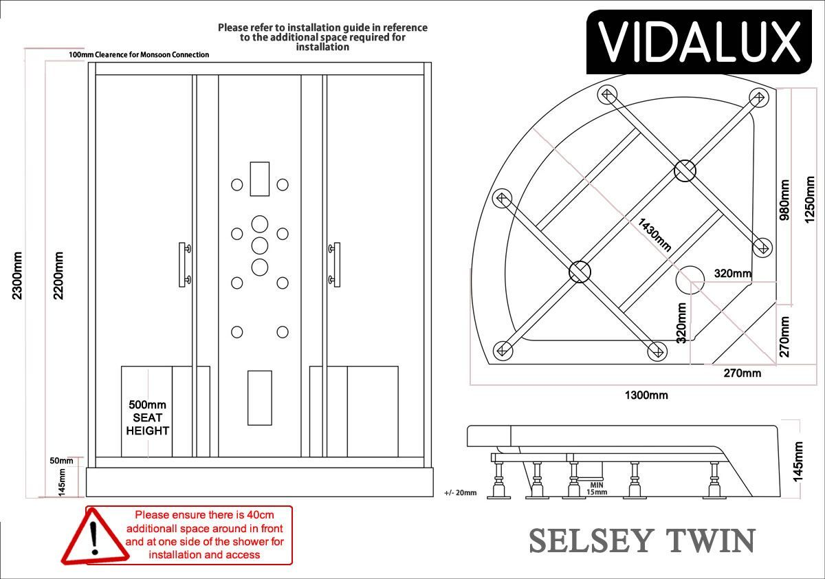 Selsey Twin Schematic