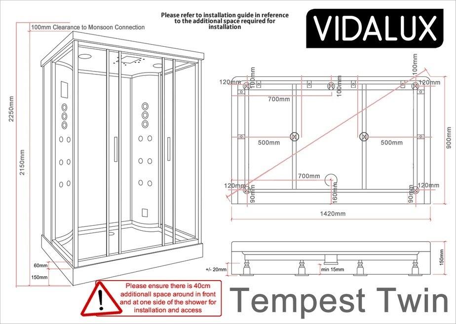 Tempest Twin Schematic