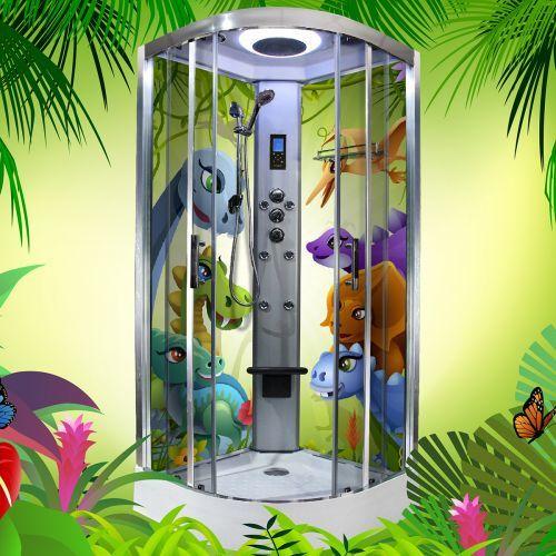 Jungle Theme Shower