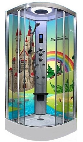 Kids Fairytale Theme Shower Cabin