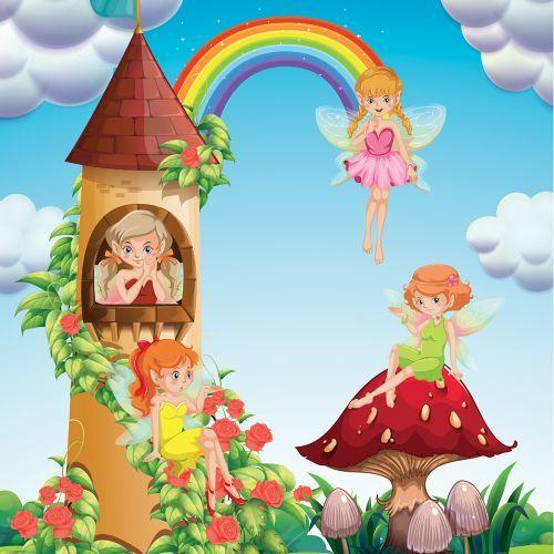 Insignia Kids Castle Ailsa Theme
