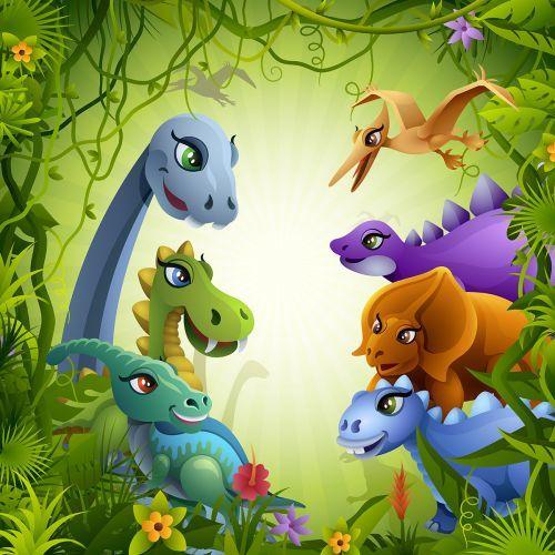 Insignia Kids Dinosaur Theme