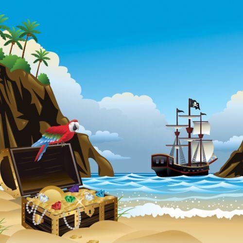 Insignia Kids Pirate Theme