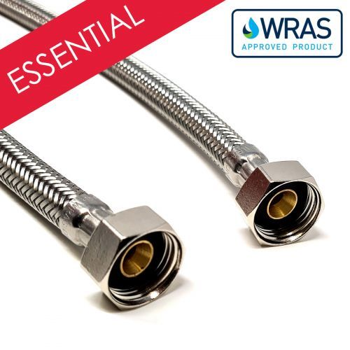 WRAS Braided Hose