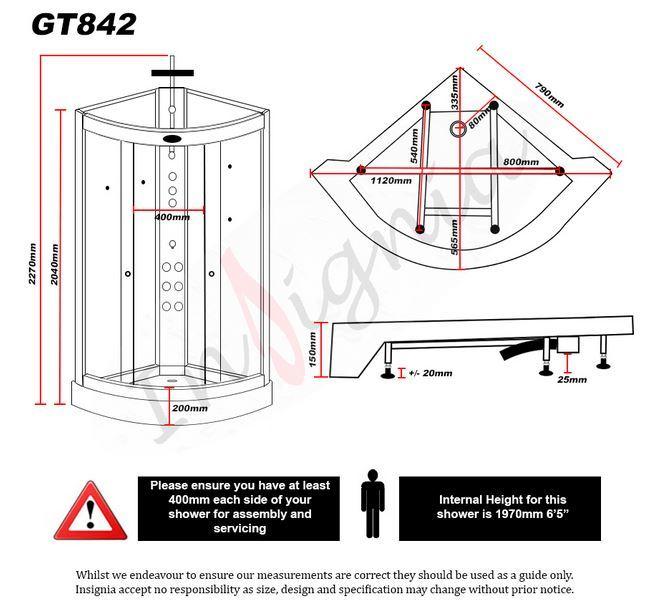 GT842 Schematic