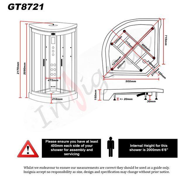 GT8721 Schematic