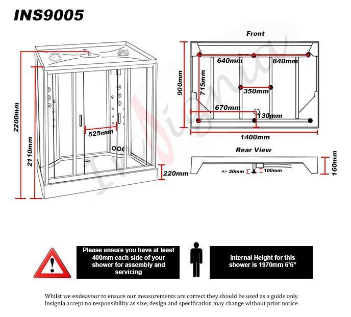 INS9005 Schematic