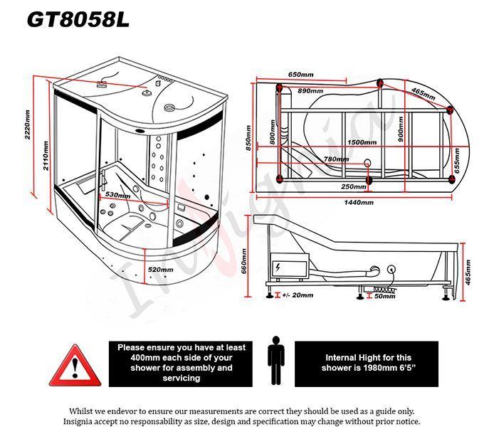 GT8058L Schematic