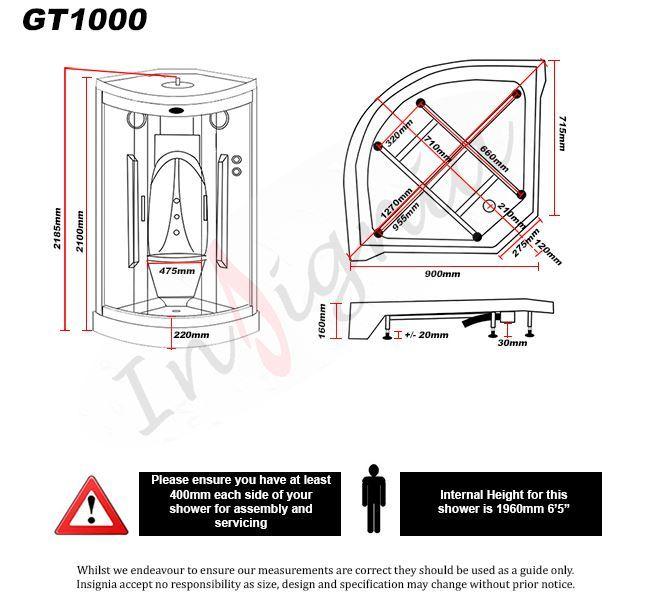 GT1000 Schematic