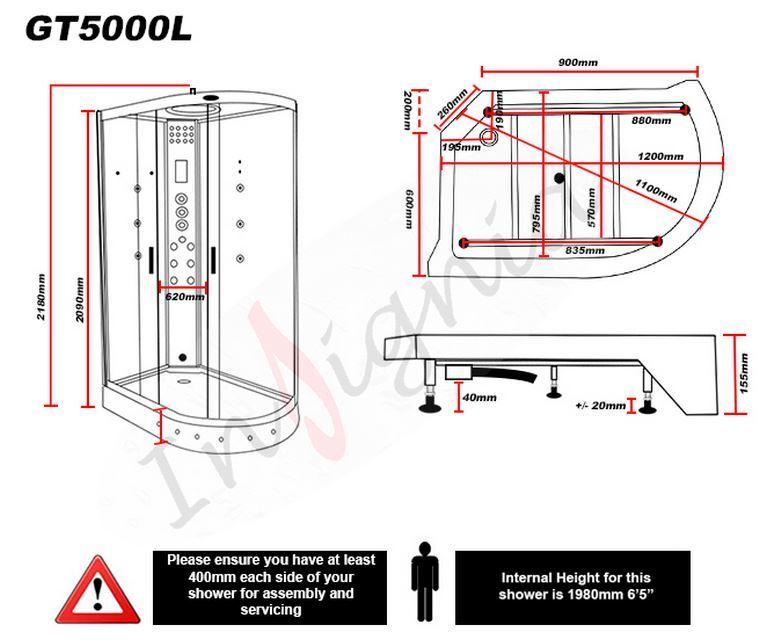 Insignia GT500L Schematic