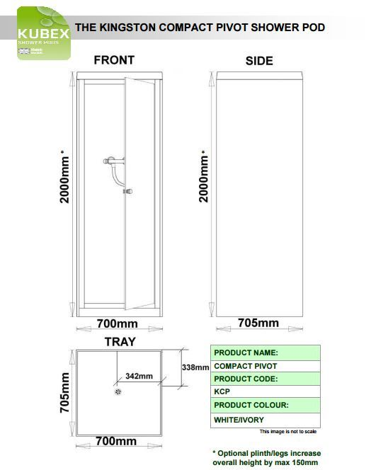 Kubex Kingston Compact Schematic