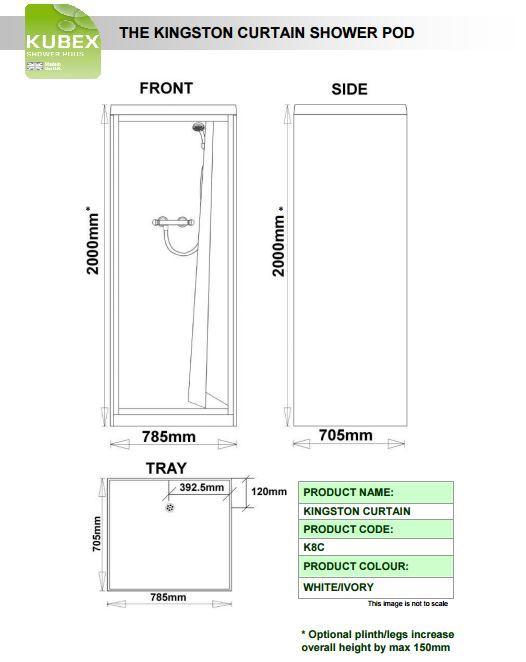 Kubex Kingston Schematic -Curtain
