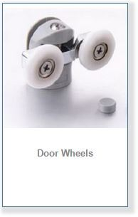 shower door rollers and wheels