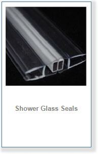 shower door seals