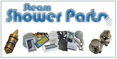 steam shower cabin parts spares