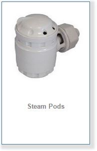 steam pods outlets